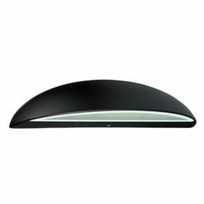 Tuinverlichting / Buitenverlichting / Buitenlamp / Wandlamp Ovaal Mat Zwart 3W 4100K Natuurlijk Wit 30x7cm Modern Aluminium/Kunststof IP44