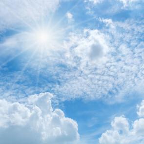 Wolkenplafond Acrylplaat - 60x60 - Wolkenlucht